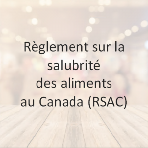Cours RSAC